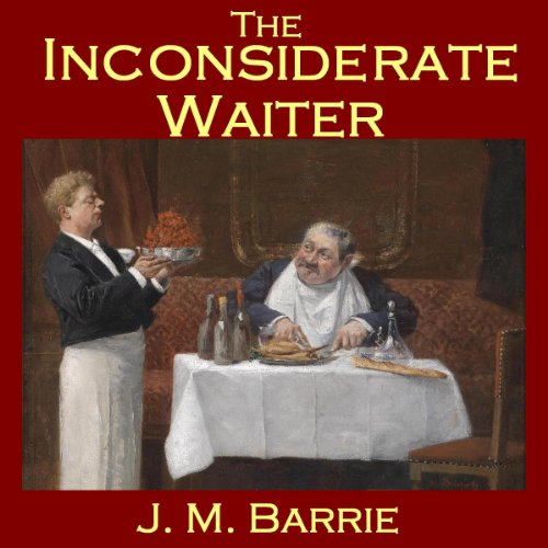 The Inconsiderate Waiter cover art