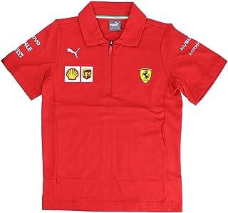 Ferrari Scuderia F1 2019 Kids Team Polo