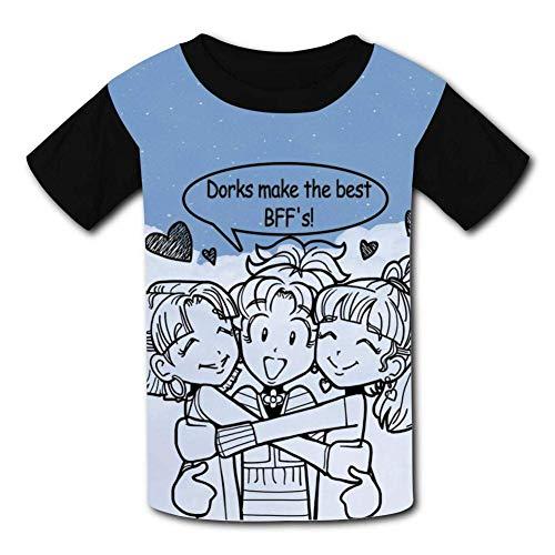 Kmehsv Real Hasta La-Muerte Anuel-AA Jugend Kurzarm T-Shirt Schwarz Black 3D Printed Kid Tee