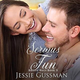 Serious Fun  audiobook cover art