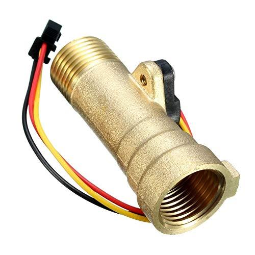 MXBIN Neue Ankunfts-Wasser-Heizung Zubehör Elektronische Flow Sensor for elektronische Durchflussmesser 1-30L / M for Solarwarmwasserbereiter Hardware-Reparaturwerkzeuge