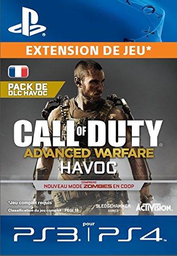 Call of Duty: Advanced Warfare - Havoc DLC [Code Jeu PSN PS4 PS3 - Compte français]