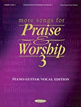 Best more songs for praise and worship 3 Reviews