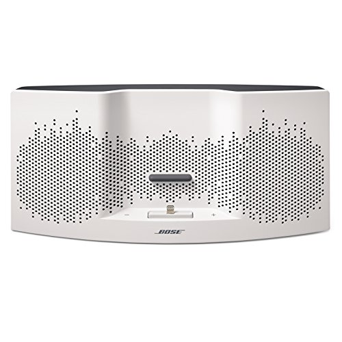 Bose SoundDock XT Speaker (White/Dark Gray)