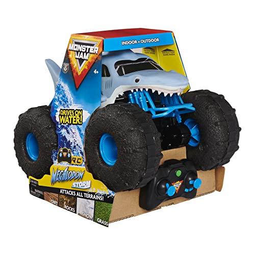 Carros De Control Remoto Todo Terreno marca Monster Jam Rc
