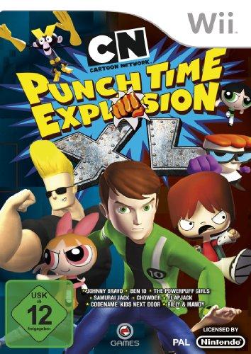 Punch Time Explosion XL (Cartoon Network) [Edizione: Germania]