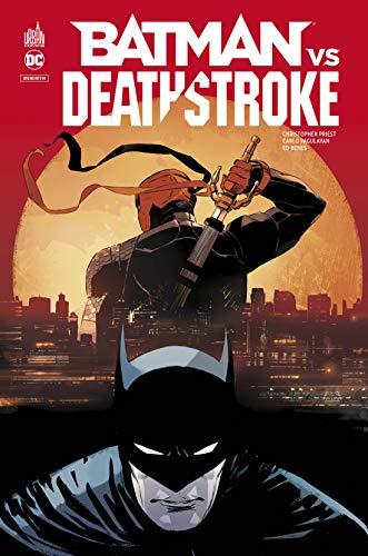 Batman vs Deathstroke - Tome 0