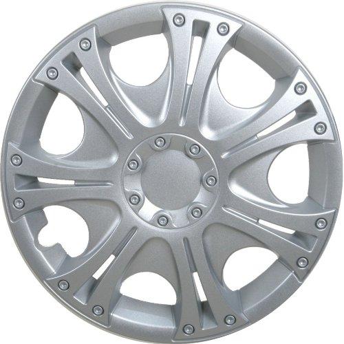 ALBRECHT automotive 39074 Radzierblende Tobago Nylon Lux 14 Zoll, 1 Satz