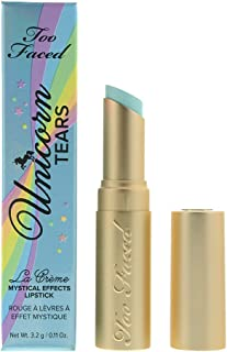 Too Faced La Creme Mystical Effects Lipstick in Unicorn Tears 0.11 OZ