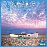 New Jersey Landscape Calendar 2022: Official New Jersey State Calendar 2022, 16 Month Calendar 2022