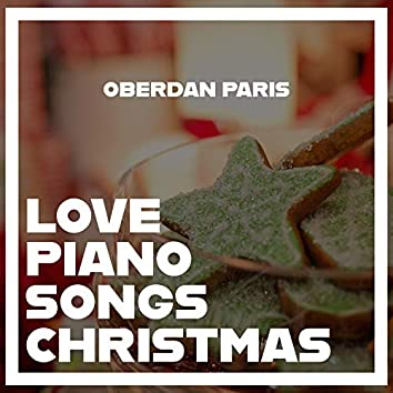 Love Piano Songs Christmas