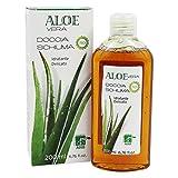 NATURA' - Gel de ducha al Aloe Vera - Emoliente Hidratante Reafirmante Elastificante Calmante - 200 ml