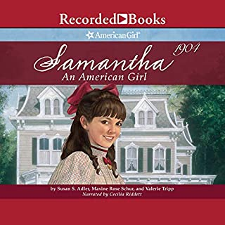 Samantha's Story Collection     An American Girl              By:                                                                                                                                 Susan Adler,                                                                                        Valerie Tripp,                                                                                        Maxine Schur                               Narrated by:                                                                                                                                 Cecelia Riddett                      Length: 6 hrs and 33 mins     101 ratings     Overall 4.7