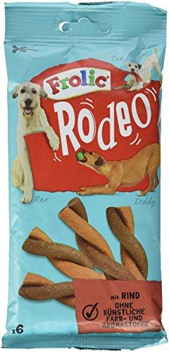 Frolic Rodeo Hundesnack Rind, 6Stück, 105g