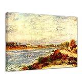 Leinwandbild Pierre-Auguste Renoir Seine bei Argenteuil -