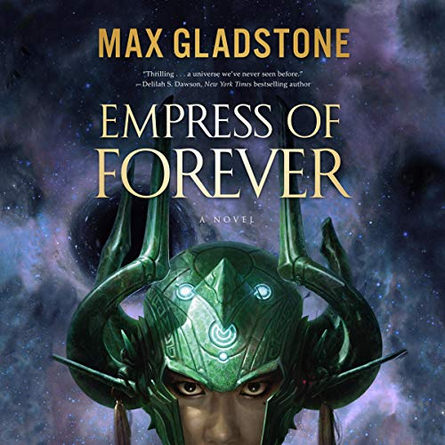 Couverture de Empress of Forever