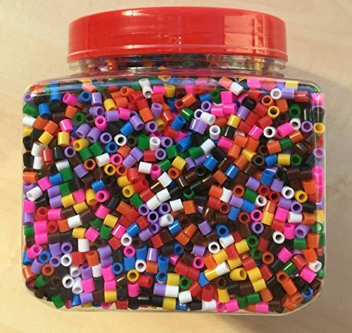 Ikea 501.285.72 Pyssla, Perline assortite Colori:, Na