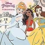 2022 Disney Princess Wall Calendar