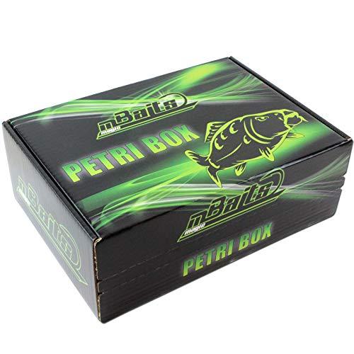 Magic Baits Petri Box Karpfenbox Angelbox Promo Box Geschenk Angeln Angelzubehör