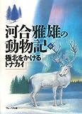 河合雅雄の動物記〈6〉極北をかけるトナカイ