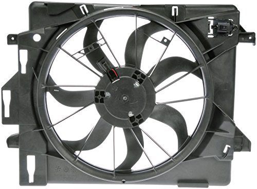 Dorman 621-028 Engine Cooling Fan Assembly for Select Models