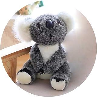 QREZ 28CM Creative Cartoon Koala Doll Cuddly Koala Soft Toy Decoration Birthday Gift
