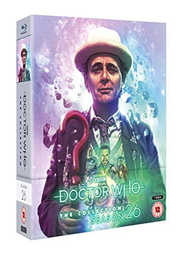Doctor Who - The Collection - Season 26 [Blu-ray] [2020]