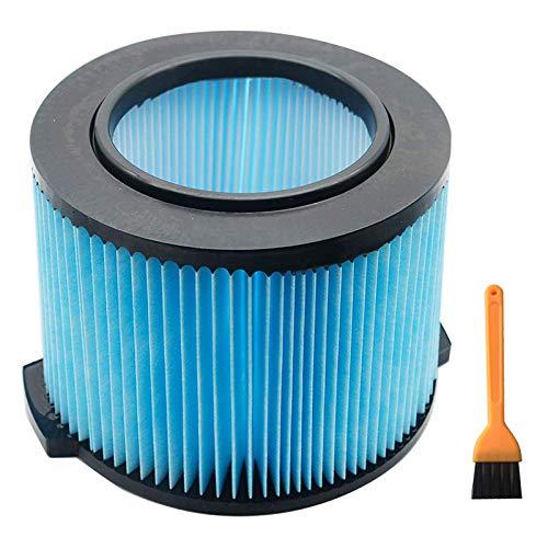SODIAL Accessoires D'Aspirateur Remplacement du Filtre pour Ridgid VF3500 Boutique SèChe et Humide Filtre Aspirateur Filtre Hepa 3 Couches