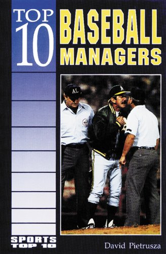 Top 10 Baseball Managers (Sports Top 10)
