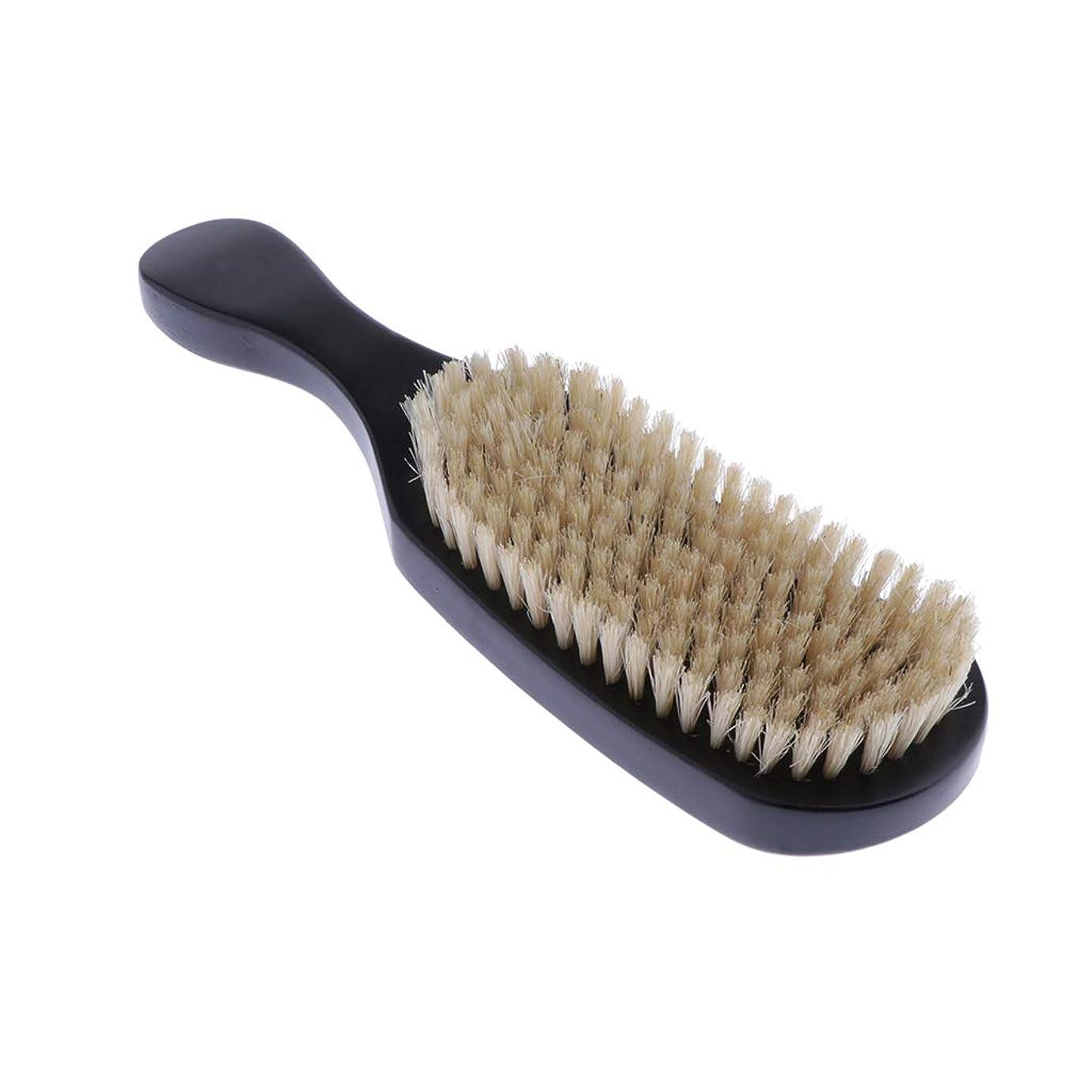 肉の素人プログラムDYNWAVE へアカラーセット ヘアダイブラシ DIY髪染め用 サロン 美髪師用 ヘアカラーの用具 全4色 - ブラック
