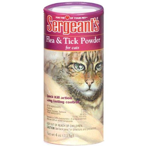 SERGEANTS CAT FLEA POWDER