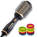 INONE Hair Dryer Brush and Volumizer Hot Air Brush Blow Dryer Brush