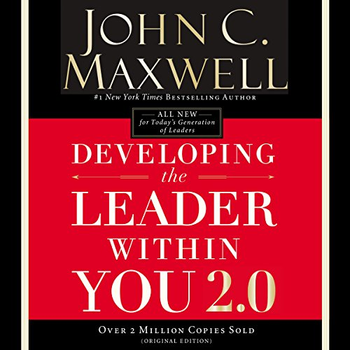 Page de couverture de Developing the Leader Within You 2.0