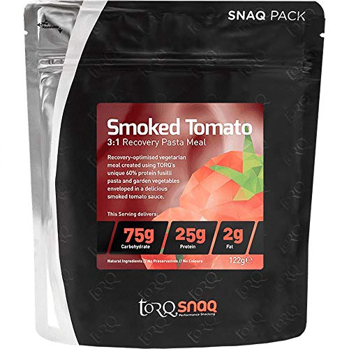 Torq 3:1 Recovery Pasta 122gr Tomato