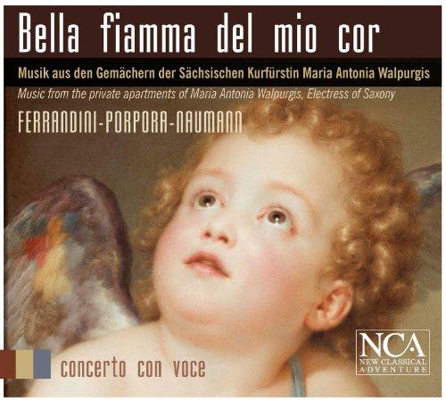 Bella Fiamma Del Mio Cor - Concerto Con