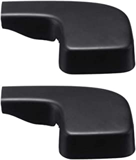 2Pcs Front Windshield Wiper Blade arm Nut Covers Cap for BMW 3 Series E90 E91 E92
