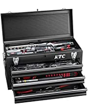 KTC 9.5sq. 91点工具セット マットブラック オリジナルツールセット SK39120XMBKEM