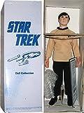 Vintage 1988 Hamilton Collection Star Trek Doll Collection Chekov 14-Inch Porcelain Doll