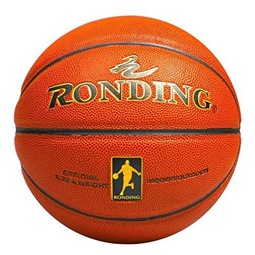 WLM Baloncesto avanzado, No. 7 Baloncesto PU, Resistente al Entrenamiento en Interiores y Exteriores, Baloncesto Absorbente de Humedad,1