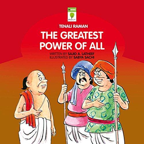 『The Greatest Power of All (Tenali Raman)』のカバーアート
