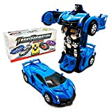 CYKT 2-5 Year Old Boy Toddler Toy Car, Inertia Driven Truck Toy Boy