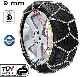 KAWIN Shopping on line Catene da Neve OMOLOGATE 195 65 15 V5117 7mm 195//65-15 R15