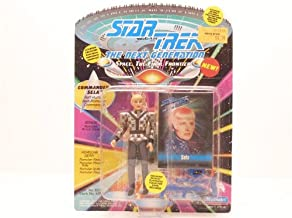 Star Trek The Next Generation Sela in Romulan Uniform 4 inch Action Figure