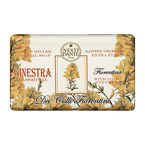 Nesti Dante 6642-02 Dei Colli Fiorentini Ginestra / Ginster Seife