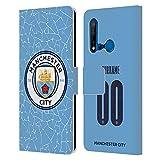 Head Case Designs sous Licence Officielle Manchester City Man City FC Coutume Personnalisé Home...