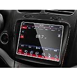 GLLXPZ Protector de Pantalla de navegación GPS para Coche, para Dodge Journey 2013-2016, Película de Pantalla Película de Tablero Interior