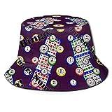 Ginsang Bingo I Need One More Chapeaux de pêche Numbe Bucket Sun Hats Respirant Chapeaux de Protection de Pêcheur Unisexe pour la Pêche Plage Randonnée Camping