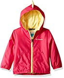 Columbia Unisex Baby Infant Kitterwibbit Jacket, Cactus Pink, 12/18