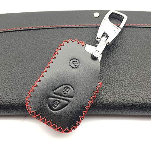SDLWDQX Funda de piel para llave de coche, compatible con Lexus ES...