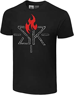 WWE Seth Rollins Ignite The Will Authentic T-Shirt